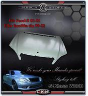 Facelift hood frame 03-05