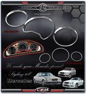 Chromerings gauges 3 pcs set