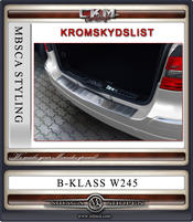 Chromelist protective for trunk V2