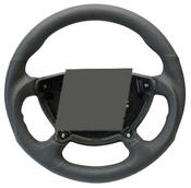 "wheel black Leather ""Sport"""
