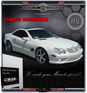 2. AMG Body Kit Original