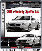1. CKM Widebody kit