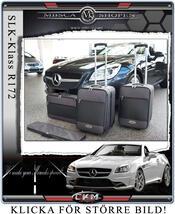 Väskor till Cabrio 4st