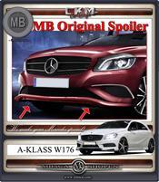 1. Spoiler lip MB Original