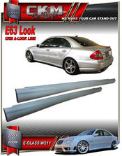 "1. CKM ""AMG look"" Sides 2pcs"