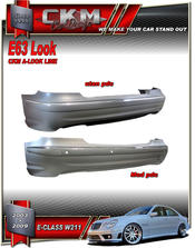 "1. CKM ""AMG look"" Back bumper"