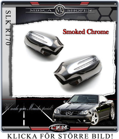 Mirror Cover inc Clear ARROW blinkers 97-04