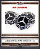 Center cap wheels 1 pcs MB Orginal