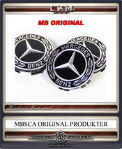 Center cap wheels 1 pcs MB Orginal
