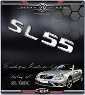 Emblem SL55