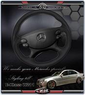 "wheel black Leather ""Sport"" FACELIFT"
