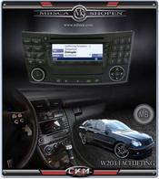 C4. Facelifting Produkt 11 APS 50 CD/Navigation