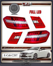 4. taillights 4st MB OEM FULL LED