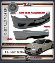 1. AMG OEM complete Used CL63/CL65 AMG kit