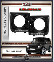 Clearglas LED DRL 2pcs
