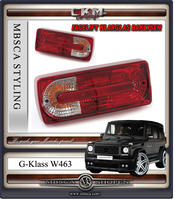 Clearglas taillights 2pcs