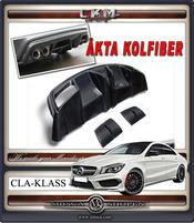 1. Diffuser i äkta kolfiber FÖR AMG bilar