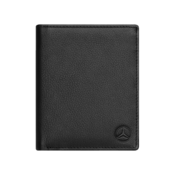 Mercedes wallet leather