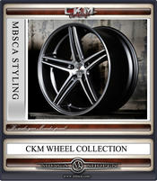 Z CKM SUPERWHEELS 20x9 / 20x10,5
