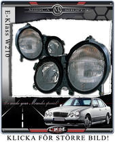 Frontlights 1pcs Original look