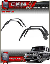 1. A-look wheel arches 4pcs kit