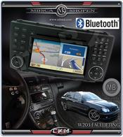 C4. Facelifting Produkt 13 Comand NTG 2.5 Bluetooth