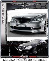 3. Carlsson spoiler for faclift AMG front 10-11