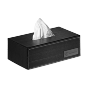 Mercedes tissue box
