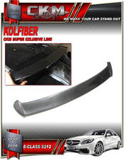 2. CKM Carbon roof wing extension wagon1pcs