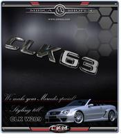 Emblem CLK 63