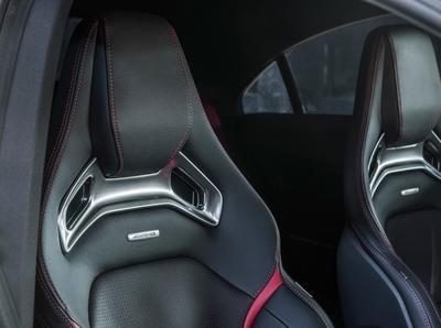 Emblem AMG Stol Emblem facelift 1st