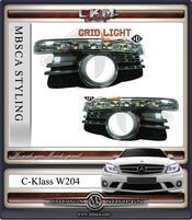 W204 Diodlysen för kofångare V3