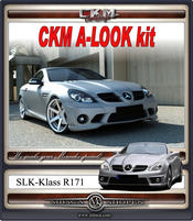 "1. CKM ""A-look"" Front kit"