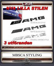 Emblem NEW look AMG