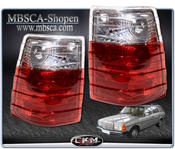Clearglas taillights Wagon 2pcs