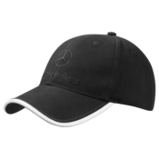 Cap black MB Original